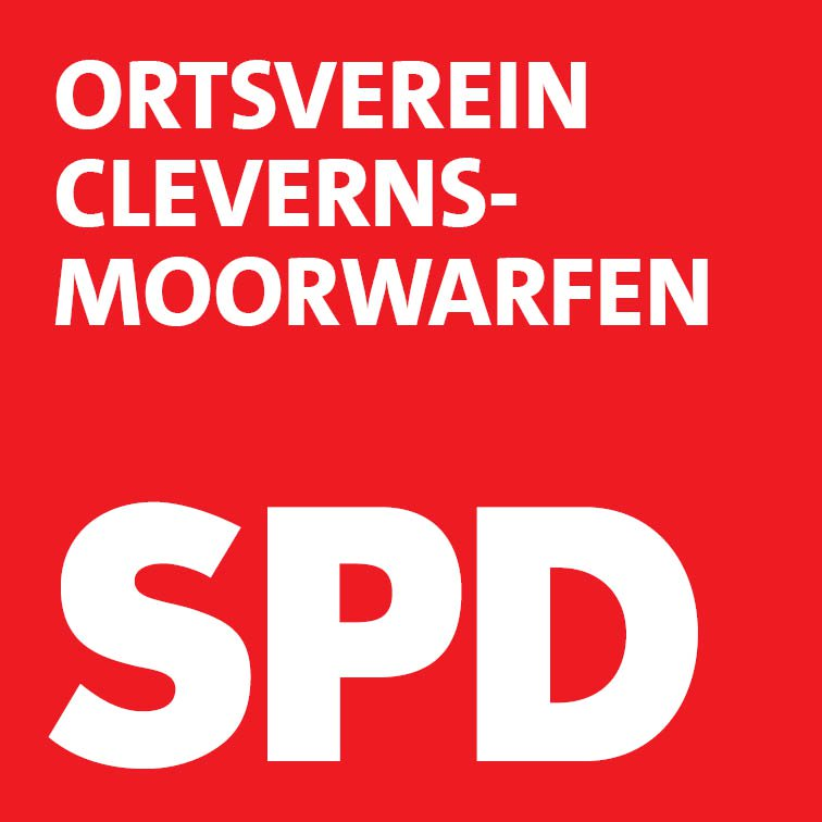 Logo SPD Cleverns Moorwarfen